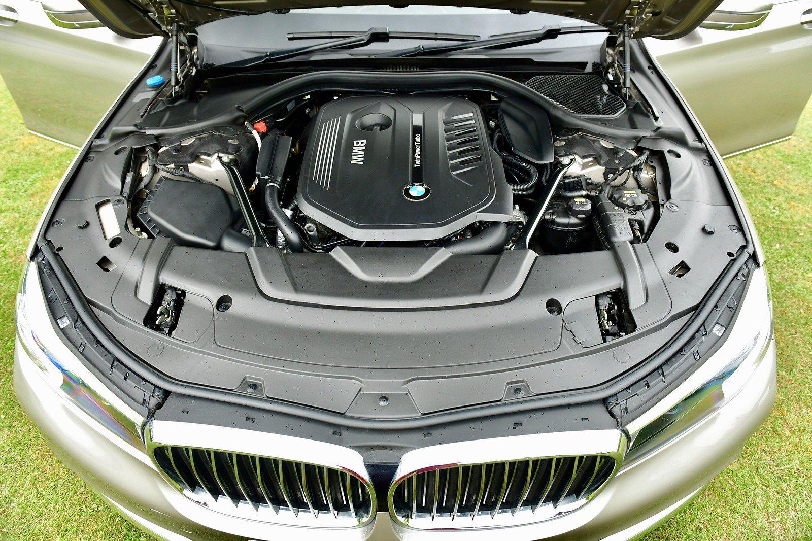 2016 BMW 7 Series Twin Turbo  740Li LWB Saloon 4dr Petrol  SOLD (picture 6 of 6)