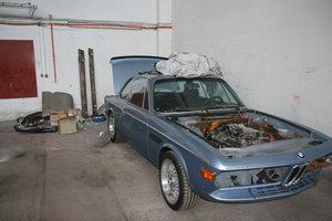 1971 Project BMW 3.0 CS For Sale