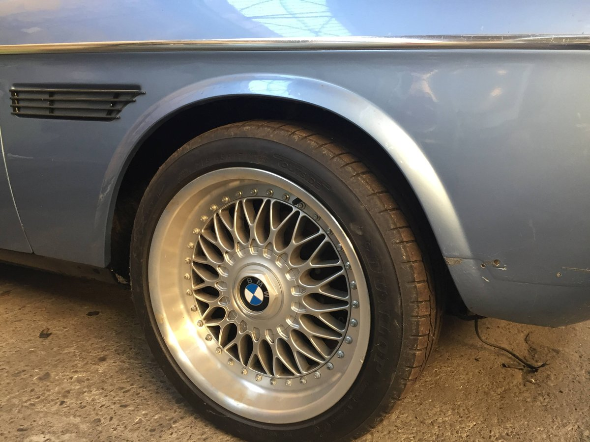 1971 Project BMW 3.0 CS For Sale (picture 3 of 6)