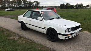1990 E30 track car with s50b32 engine For Sale