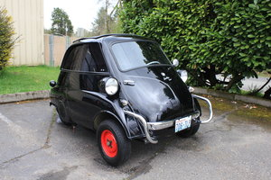 1959 BMW Isetta 300 NO RESERVE For Sale by Auction