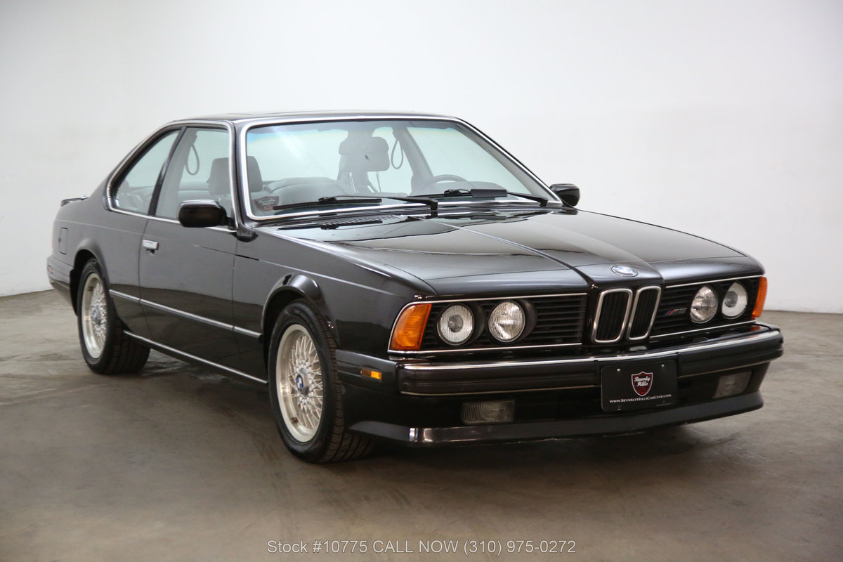 1988 BMW M6 For Sale (picture 1 of 6)
