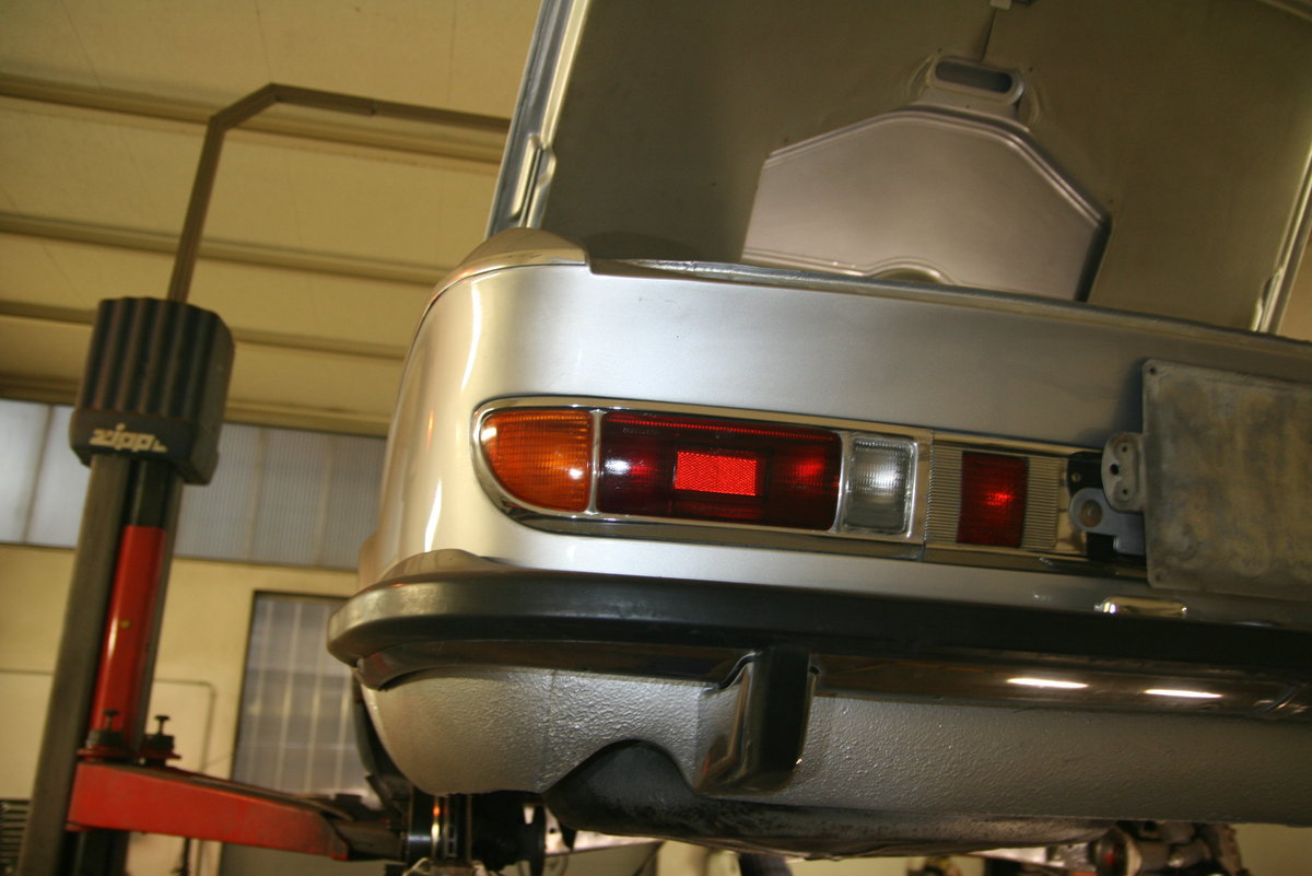 1972 BMW 3.0 CSI Polaris For Sale (picture 3 of 4)