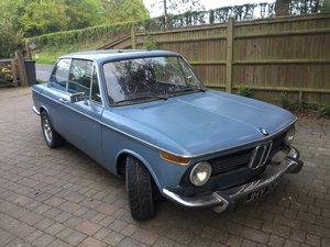 1975 BMW 2002 Lux - Project Car