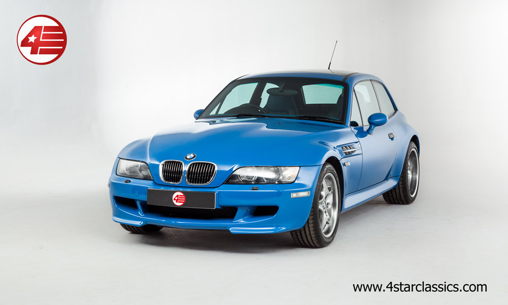 2002 BMW Z3M Coupe S54 /// Rare Laguna Seca /// 33k Miles For Sale (picture 1 of 6)