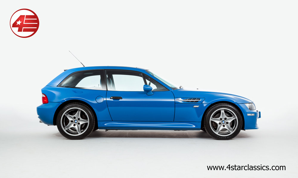 2002 BMW Z3M Coupe S54 /// Rare Laguna Seca /// 33k Miles For Sale (picture 2 of 6)