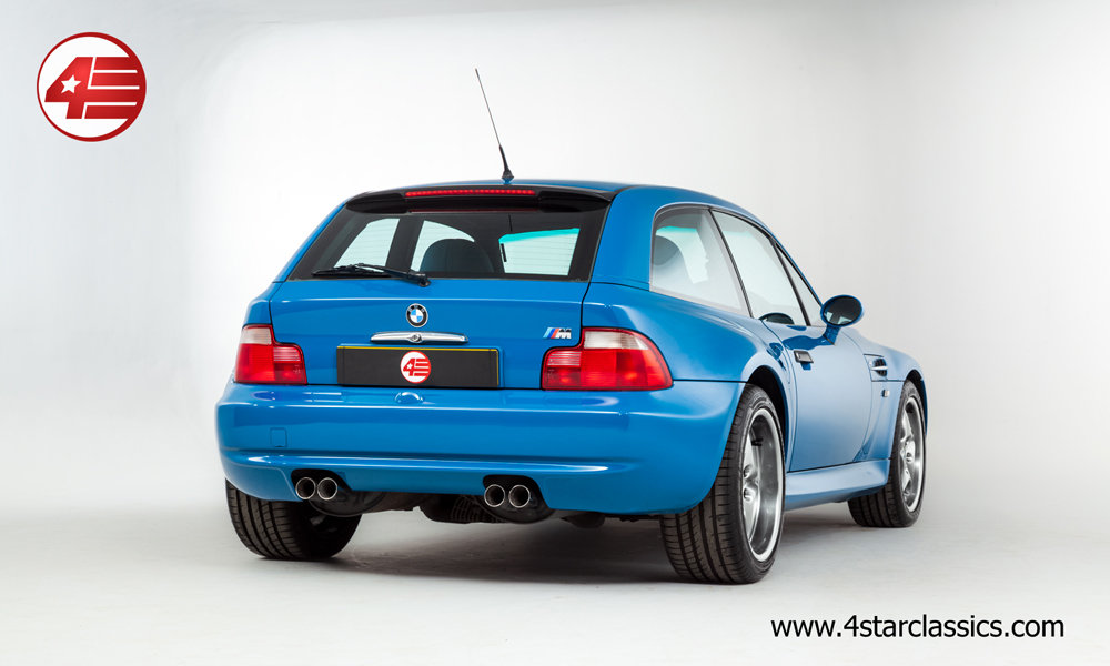 2002 BMW Z3M Coupe S54 /// Rare Laguna Seca /// 33k Miles For Sale (picture 3 of 6)