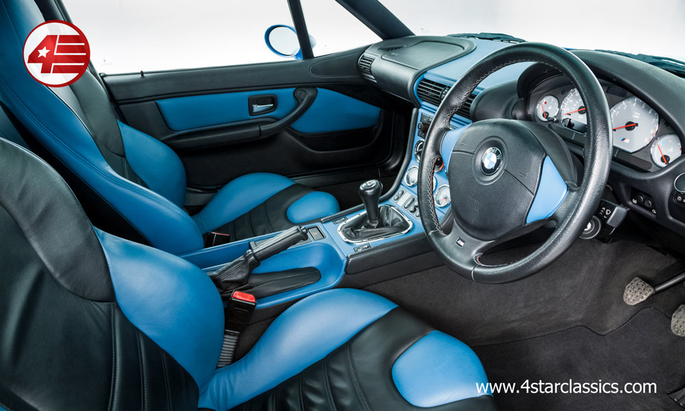 2002 BMW Z3M Coupe S54 /// Rare Laguna Seca /// 33k Miles For Sale (picture 5 of 6)