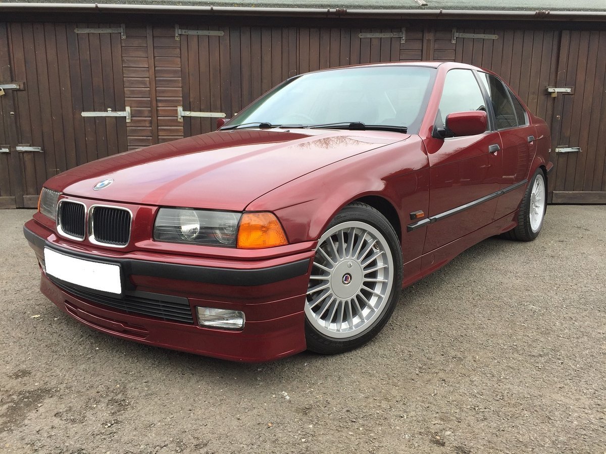 1995 Bmw E36 Alpina B3 3 0 Auto Switchtronic Sold Car And Classic