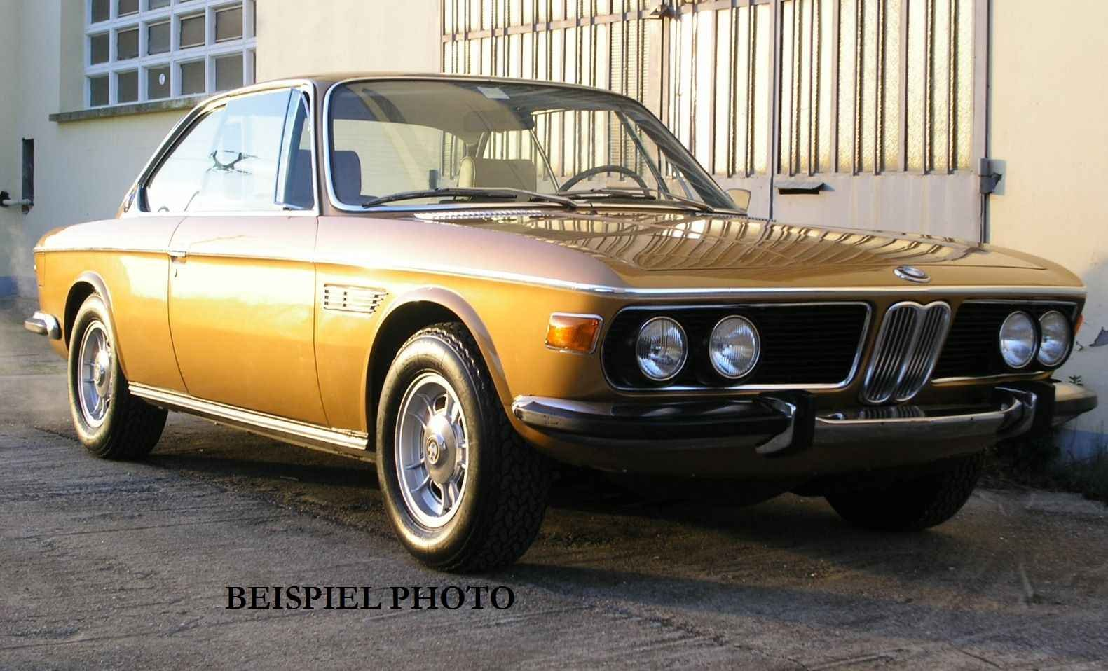1972 BMW 3.0 CSI Ceylon metallic  For Sale (picture 1 of 1)