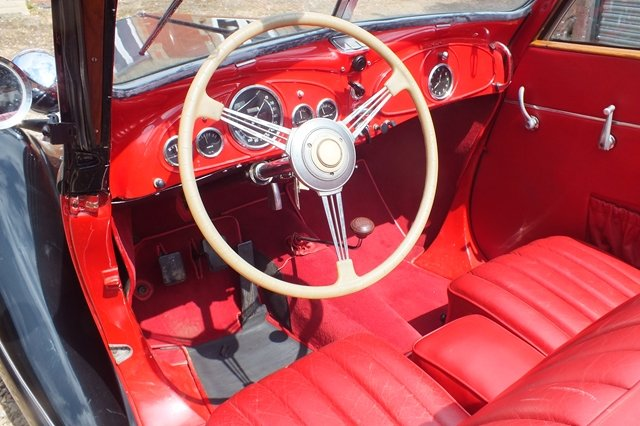 1937 A rare opportunity to buy a convertible BMW 326 For Sale (picture 5 of 6)