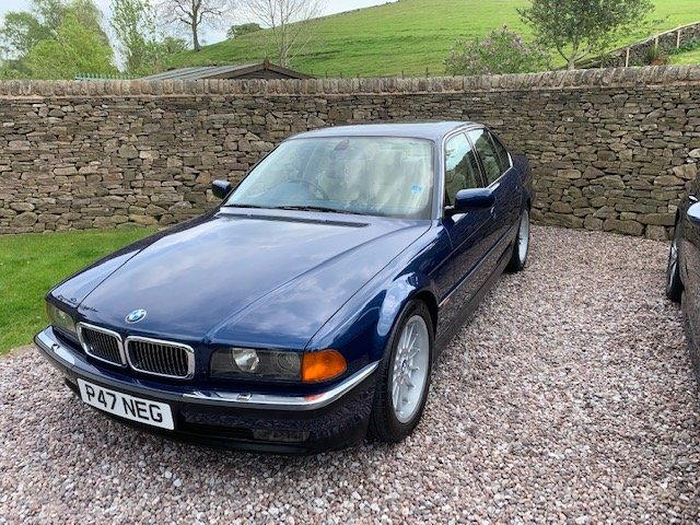 1997 750i SWB SOLD (picture 1 of 6)