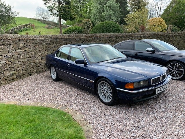 1997 750i SWB SOLD (picture 2 of 6)