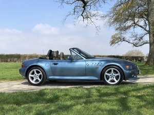 1999 BMW Z3 2.8 MANUAL ATLANTA BLUE ONLY 31000 MILES For Sale