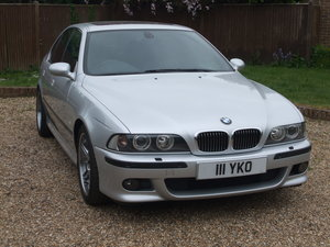 2003 BMW M5 - Stunning Car - One of the last V8 Manual  For Sale