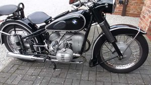 1954 Good BMW R51/3 from an enthusiast For Sale