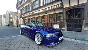 1999 E36 328i convertible For Sale