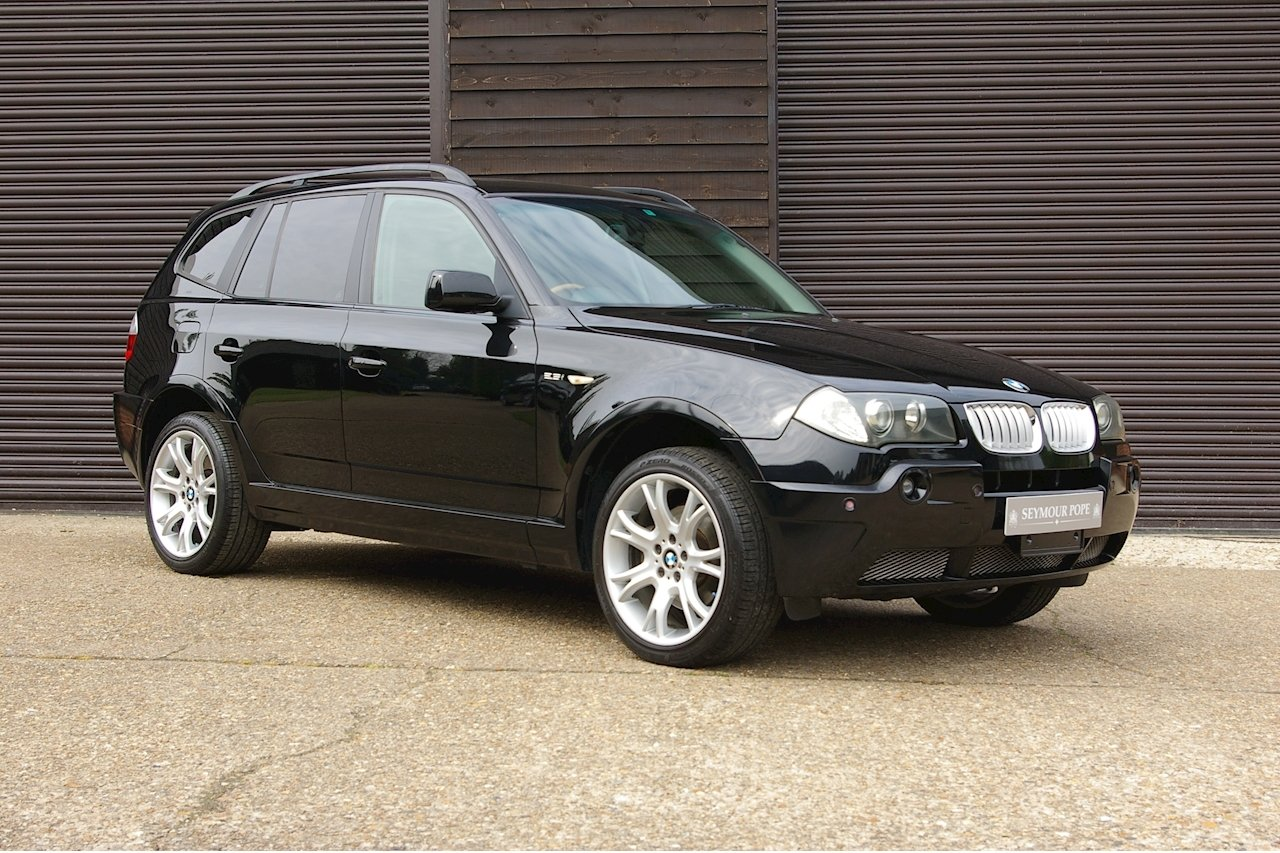 2006 BMW X3 2.5i Sport Automatic AWD (52,791 miles) SOLD (picture 1 of 6)