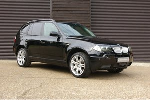 2006 BMW X3 2.5i Sport Automatic AWD (52,791 miles) SOLD