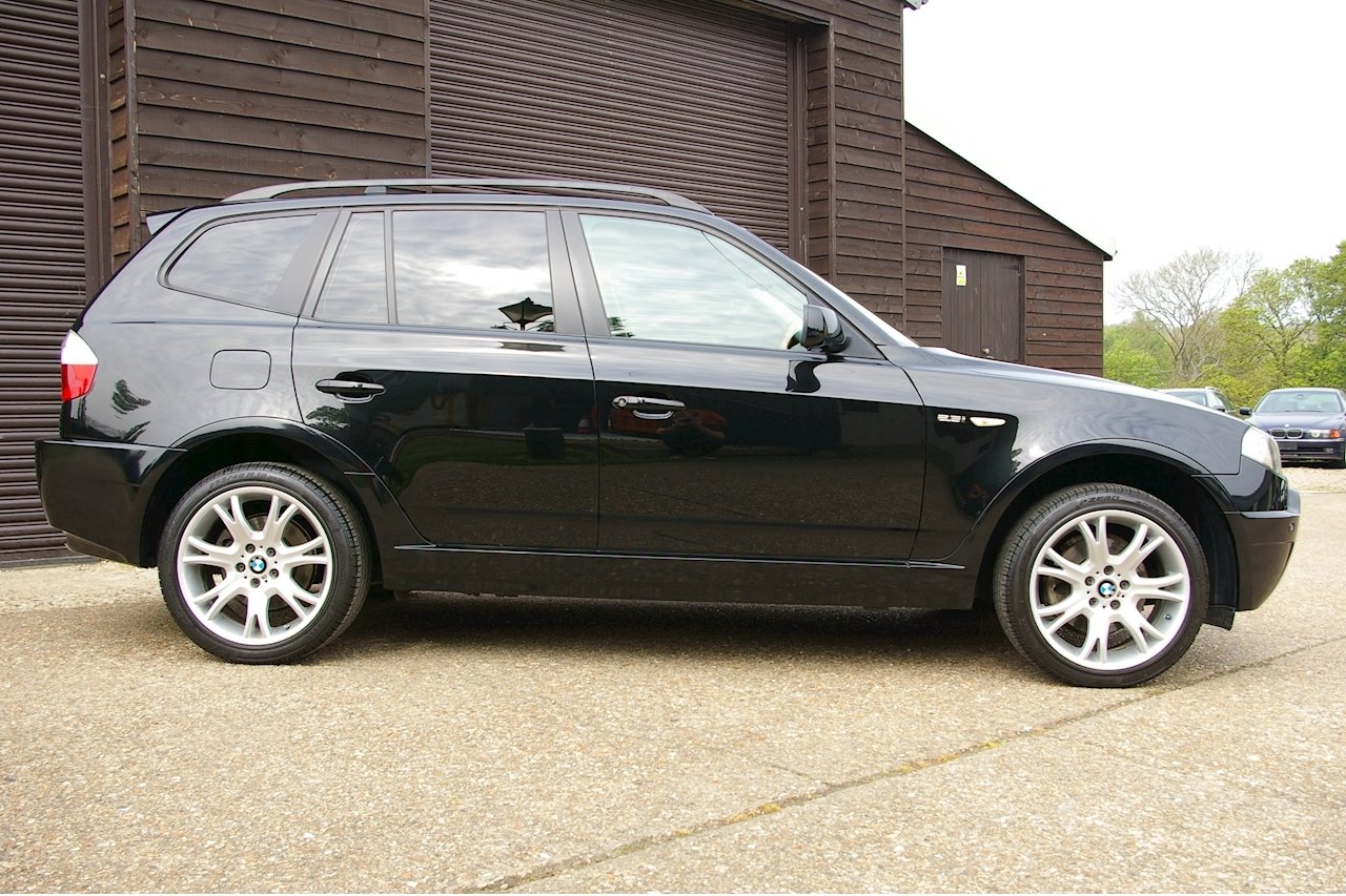 2006 BMW X3 2.5i Sport Automatic AWD (52,791 miles) SOLD (picture 2 of 6)