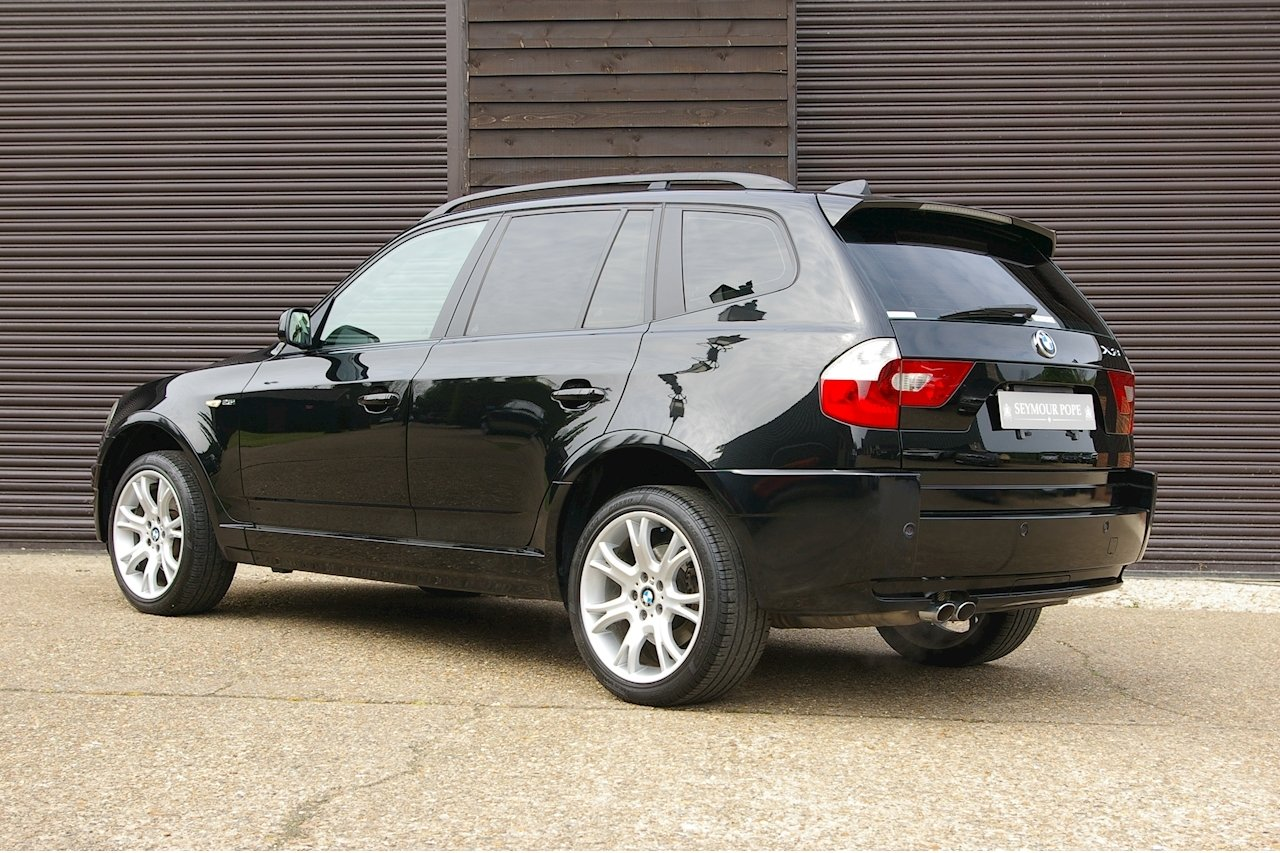 2006 BMW X3 2.5i Sport Automatic AWD (52,791 miles) SOLD (picture 3 of 6)