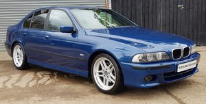 2003 Stunning E39 530 M Sport - FSH - Just had Inspection II  For Sale