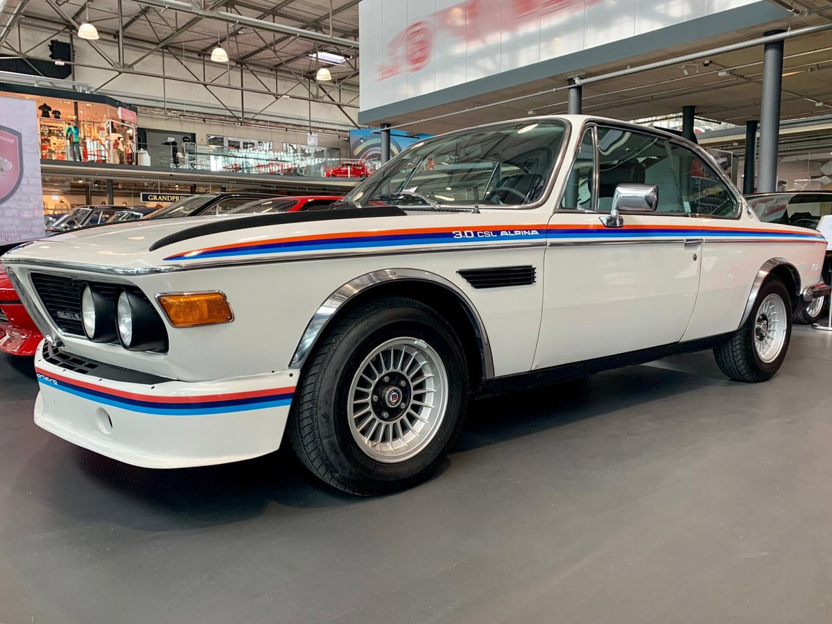 1975 BMW Alpina B2 3.0 For Sale (picture 1 of 6)