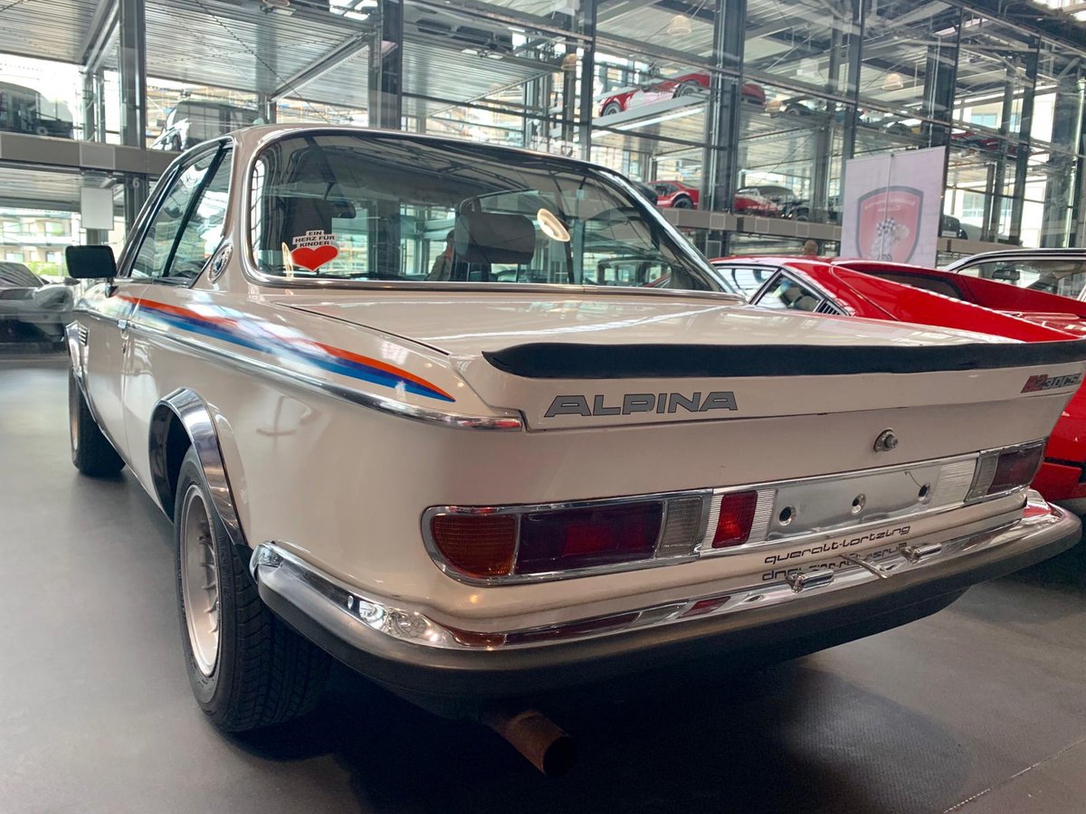 1975 BMW Alpina B2 3.0 For Sale (picture 3 of 6)