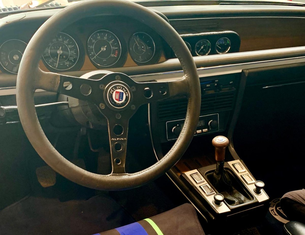 1975 BMW Alpina B2 3.0 For Sale (picture 5 of 6)