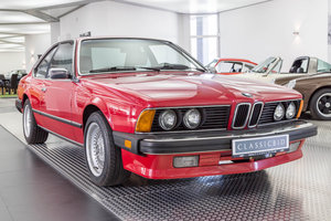 1985 BMW 635 CSi LHD *11 may* CLASSICBID AUCTION SOLD by Auction