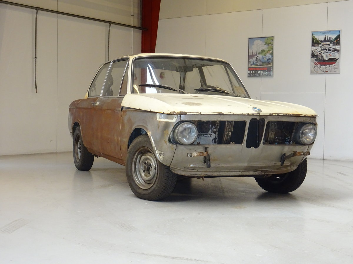 1972 BMW 2002 Tii – original unrestored matching numbers car For Sale (picture 1 of 6)