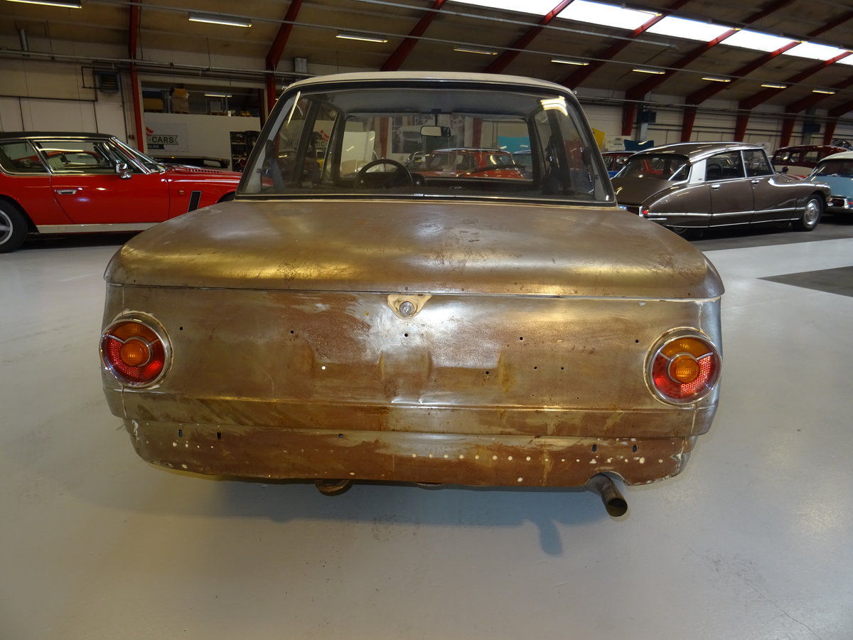 1972 BMW 2002 Tii – original unrestored matching numbers car For Sale (picture 2 of 6)