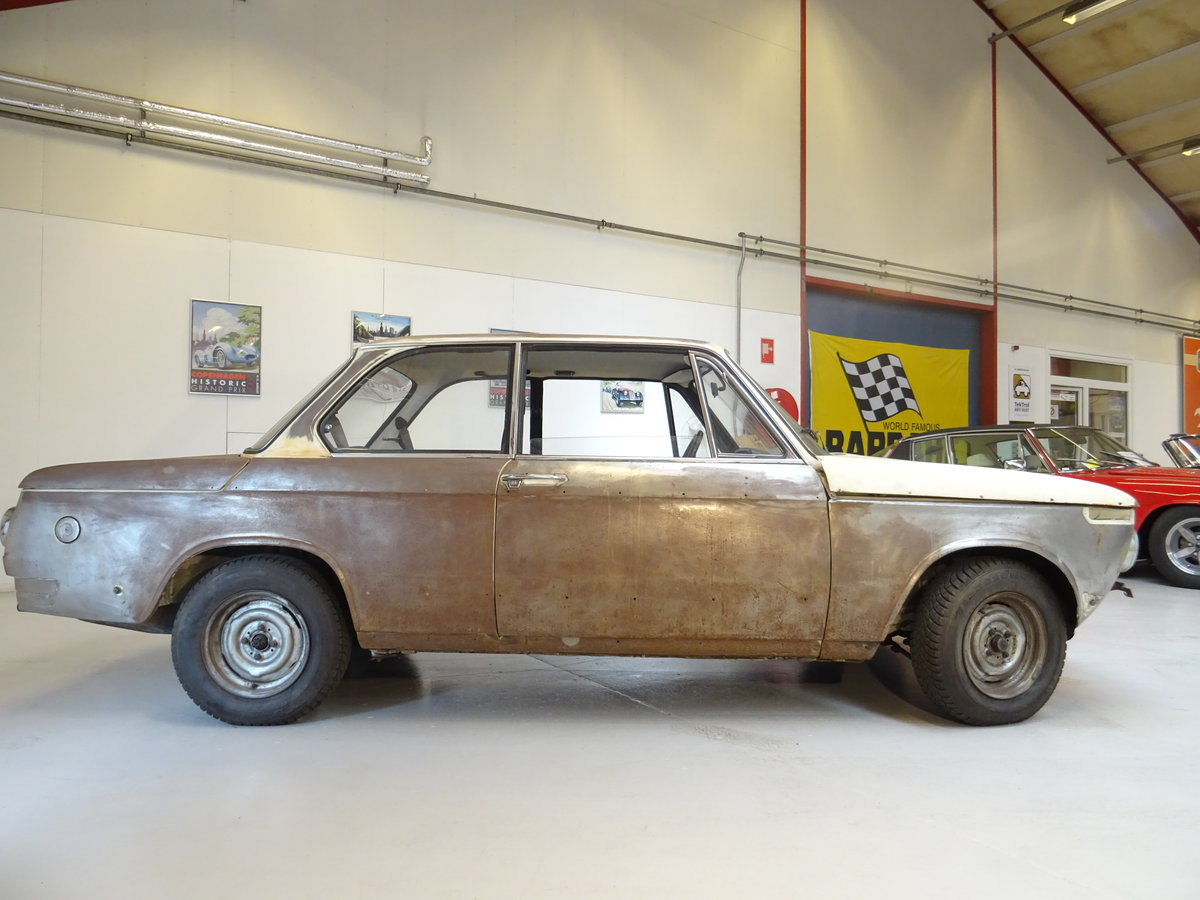 1972 BMW 2002 Tii – original unrestored matching numbers car For Sale (picture 3 of 6)