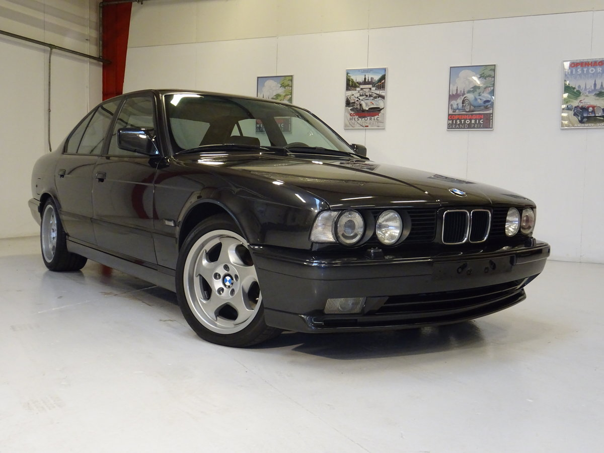 E34 M5 For Sale >> 1989 Bmw E34 M5 For Sale Car And Classic