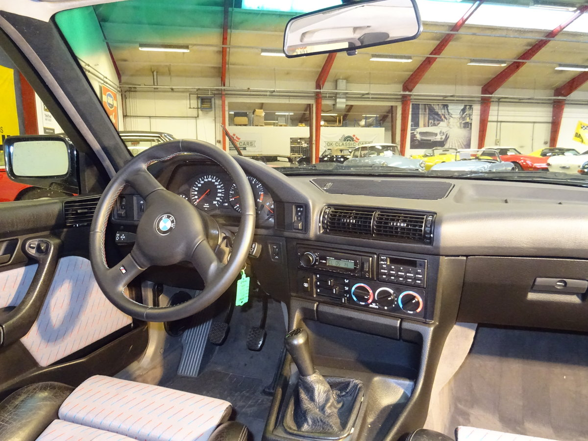 1989 BMW E34 M5 For Sale (picture 3 of 6)