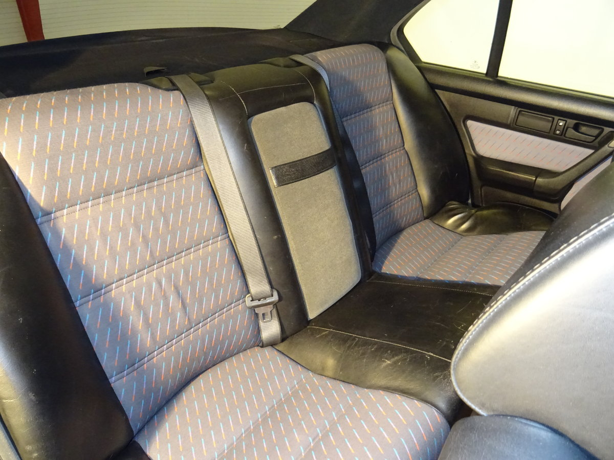 1989 BMW E34 M5 For Sale (picture 4 of 6)