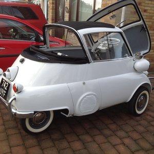 1957 Isetta Export Cabriolet