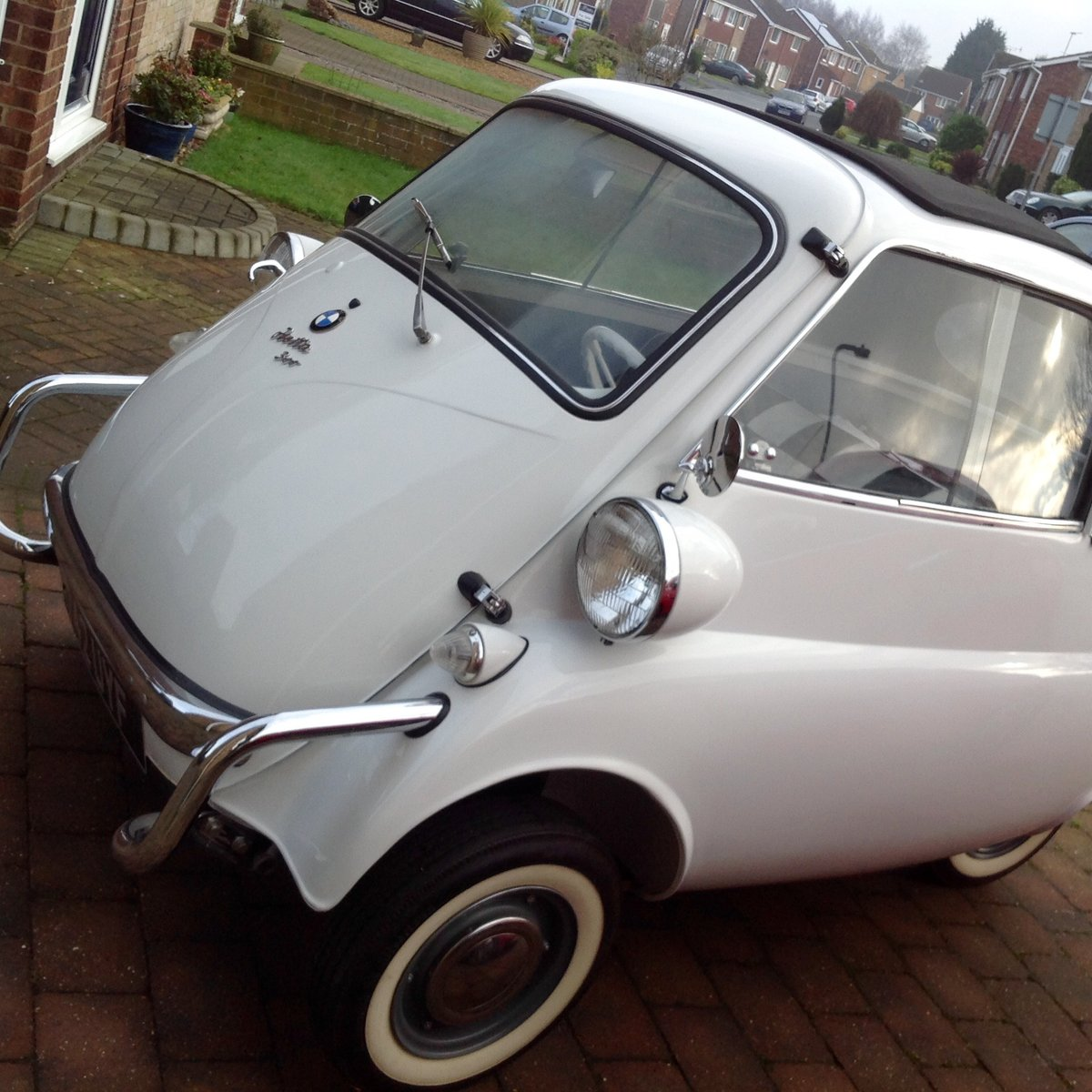 1957 Isetta Export Cabriolet For Sale | Car And Classic