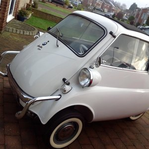 1957 Isetta Export Cabriolet  For Sale