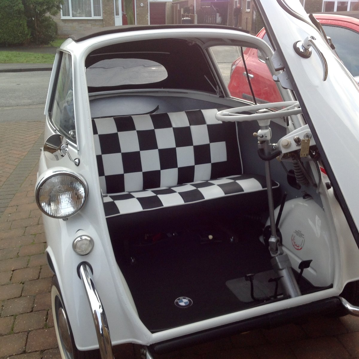 1957 Isetta Export Full Cabriolet  For Sale (picture 4 of 5)