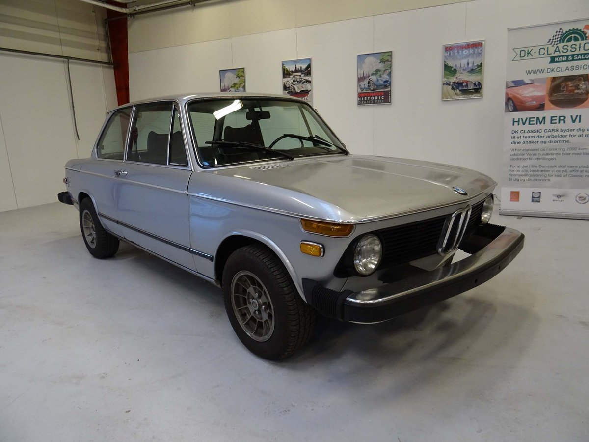 1974 BMW 2002 For Sale (picture 1 of 6)