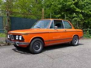 Picture of 1973 splendid and original BMW 2002 tii, 28000 mi SOLD