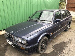 1988 BMW E30 325i TOURING, LOW MILES PART EX POSS For Sale