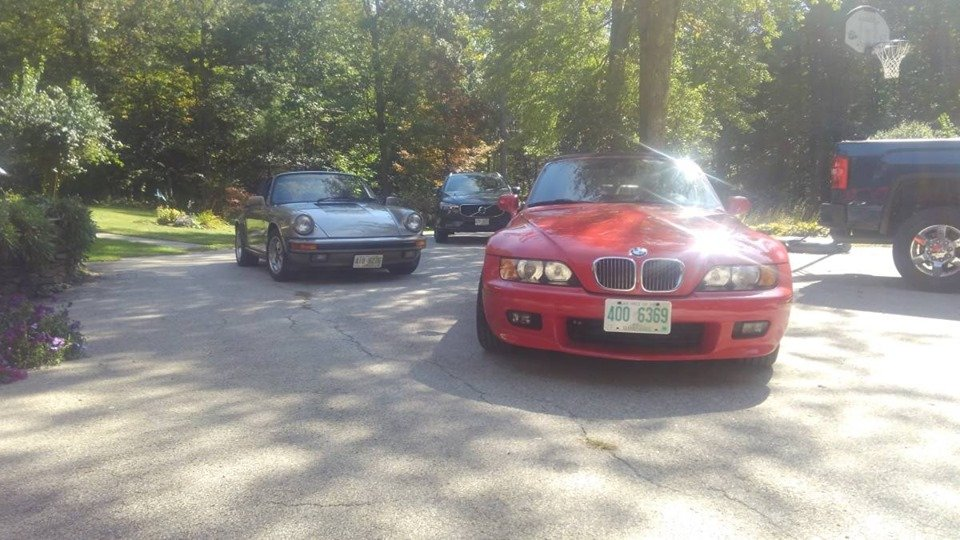1999 BMW Z3 (New ipswich NH) $8,250 For Sale (picture 2 of 3)