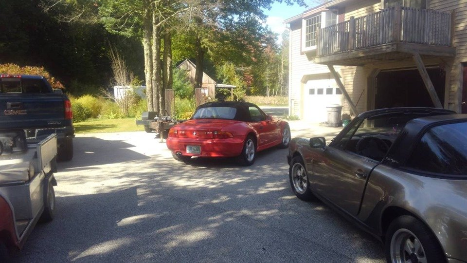 1999 BMW Z3 (New ipswich NH) $8,250 For Sale (picture 3 of 3)