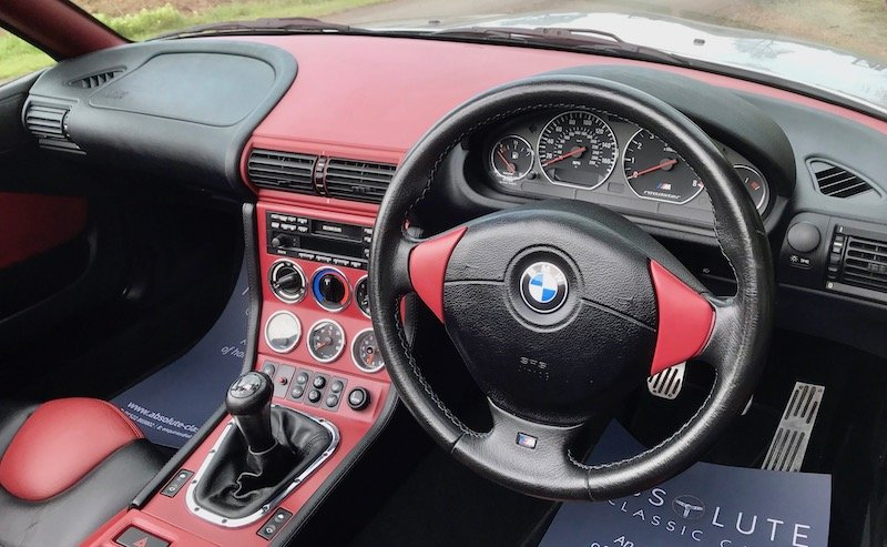 1998 BMW Z3M Roadster - Low Mileage - Stunning - FSH For Sale (picture 3 of 6)
