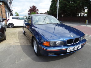 1997 BMW 5 SERIES 2.0 520I SE 4d AUTO 148 BHP For Sale
