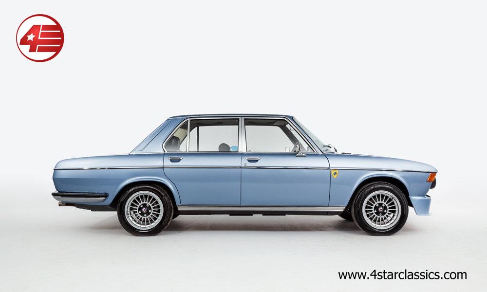 1972 BMW E3 3.0S RHD /// Manual /// Alpina Alloys etc. For Sale (picture 2 of 6)