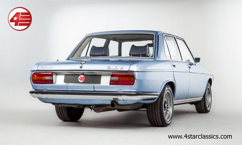 1972 BMW E3 3.0S RHD /// Manual /// Alpina Alloys etc. For Sale (picture 3 of 6)