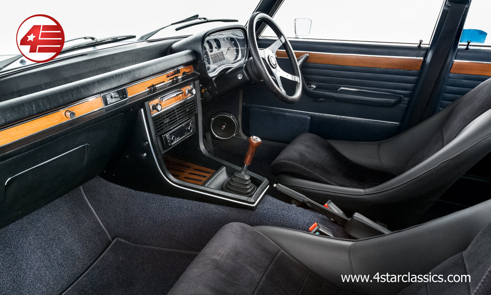 1972 BMW E3 3.0S RHD /// Manual /// Alpina Alloys etc. For Sale (picture 4 of 6)